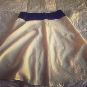 Ulla Johnson Skirts - Leather trim skirt